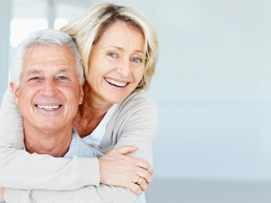 Satisfied reverse mortgage clients